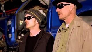 Breaking Bad - Season 1-7 : First Junkyard Meet-Up