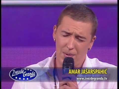 Amar Jašarspahić - Samo ovu noć - (Live) - ZG 2012/2013 - 06.10.2012. EM 4.