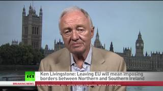 Livingston United Kingdom  city images : Brexit fallout may tear both UK and EU apart - Ken Livingstone
