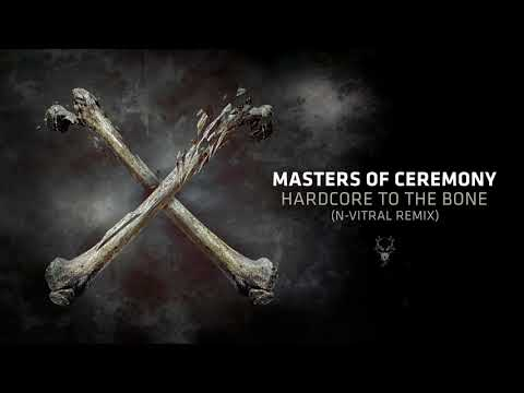 Masters of Ceremony - Hardcore To Da Bone (N-Vitral Remix)