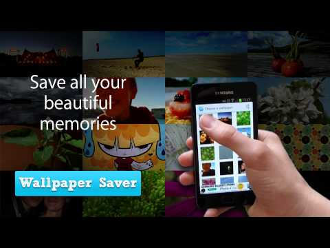 Video of Wallpaper Saver Free