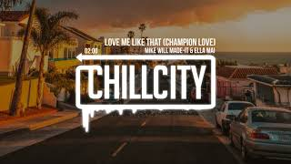 Mike WiLL Made-It & Ella Mai - Love Me Like That (Champion Love) (Creed II: The Album)