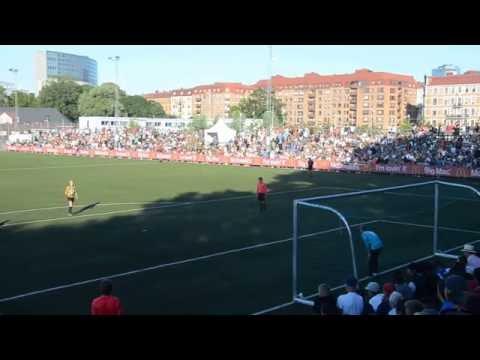 B14 Gothia Cup 2016 Demi-Finale : USM Senlis (France) Vs BK Häcken (Suède) : Séance de Tirs au But