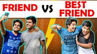 Video FRIEND vs BEST FRIEND | The Half-Ticket Shows MP3, 3GP, MP4, WEBM, AVI, FLV Agustus 2018