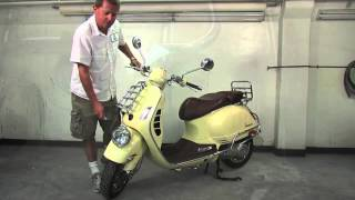 8. Exclusive Accessories for Vespa GTV 300