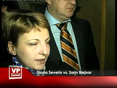 Diana Severin vs. Sorin Blejnar