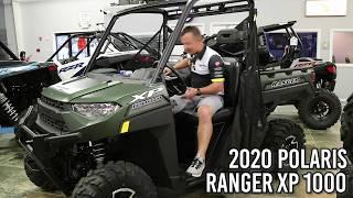 7. 2020 Polaris Ranger XP 1000 walk-around