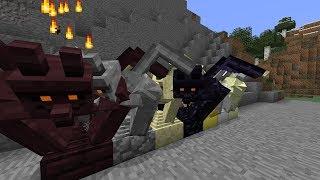 Minecraft mod 1.12.2/ Gargoyles mod