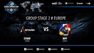 STARK vs MFF, game 1