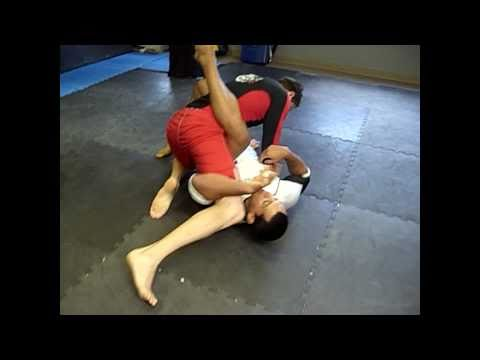 How to do a Heel Hook Sweep by Vinny Magalhaes