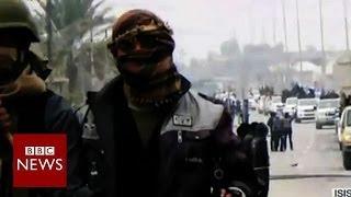Refugees Fear Iraq's Militants