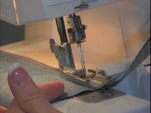 Basic Serging:  Tips and Tricks!