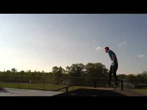 Zack Szarpa Tre Flip Angola Skatepark