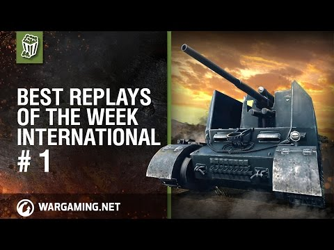 BEST - Greetings, and welcome to an all new season of Best Replays of the Week. For this season we're taking replays from Europe, North America, ASIA and Korea. Not only that, but after this episode...