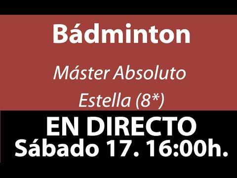Master 8* Estella Semis y Finales