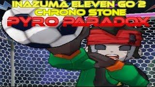 Inazuma Eleven Go 2 Chrono Stone Pyro Paradox Episode 21