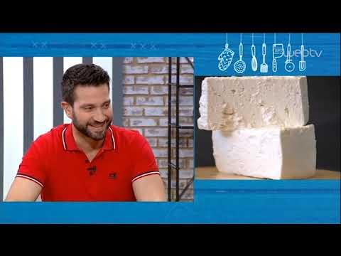«Π.Ο.Π Μαγειρική» | Η ιστορία της Φέτας και οι ιδιαιτερότητές της! | 28/05/2020 | ΕΡΤ