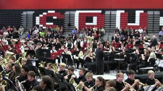 Sun Prairie (WI) United States  city photos gallery : America (God Save the Queen) - Sun Prairie Area School District Band-O-Rama 2015
