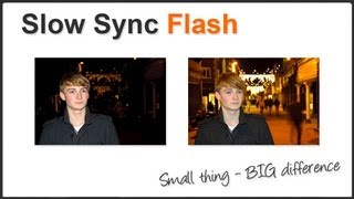 Slow Sync Flash