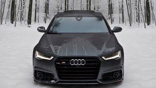 Nonton 2017 Audi S6   450hp V8tt In Snow   Fun  Winter Wonderland  Film Subtitle Indonesia Streaming Movie Download