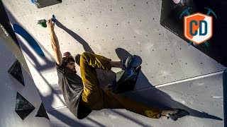 Jimmy Webb's Next Level Project And A Nasty Finger Injury   Climbing Daily Ep.836 by EpicTV Climbing Daily