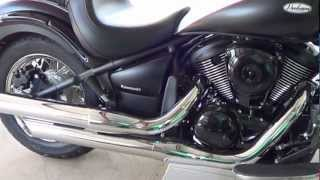6. Kawasaki Vulcan 900 Classic 2013