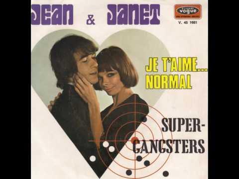 JEAN SARRUS & JANET - JE T'AIME....NORMAL