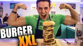 Video MANGER UN HAMBURGER XXL !! MP3, 3GP, MP4, WEBM, AVI, FLV Oktober 2017