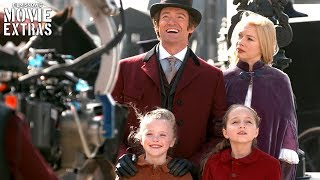 Video Go Behind the Scenes of The Greatest Showman (2017) MP3, 3GP, MP4, WEBM, AVI, FLV Januari 2018