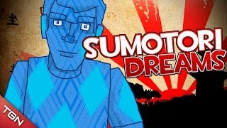 SUMOTORI DREAMS: ¡LOS CUBOS MÁS GRACIOSOS!