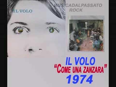 Tekst piosenki IL Volo - Come una zanzara po polsku