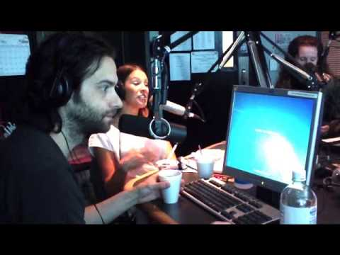 comedian Chris D'Elia on The Show