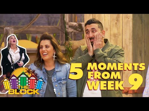 5 Moments from Week 9 | The Block 2020