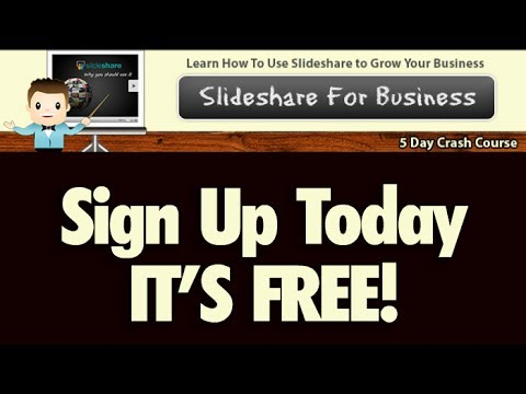 Watch 'How To Use Slideshare For Business - YouTube'