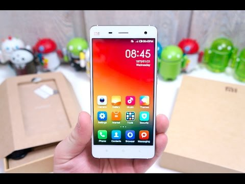 Xiaomi Mi4 Launched in India At Rs 19999