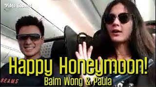 "Video Baim Wong & Paula ""Tancap gas ke Amrik"" #BAIMPAULAHONEYMOON MP3, 3GP, MP4, WEBM, AVI, FLV April 2019"