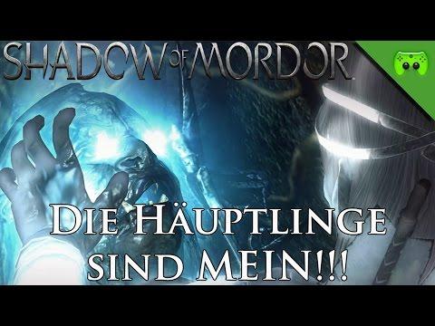 MORDORS SCHATTEN # 31 - Die Häuptlinge sind MEIN!!! «» Let's Play Mittelerde Mordors Schatten | HD