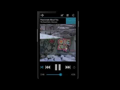 Video of Rocket Player - Music Player