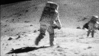 ETs na Lua