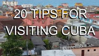 I visited Cuba in July 2016 and after 18 days touring the island I made up a list of information I wish I had before my holiday.