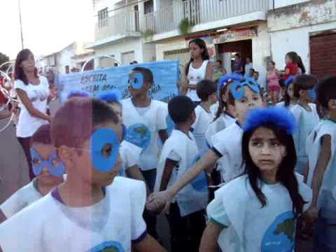 Desfile Cívico em Caturama