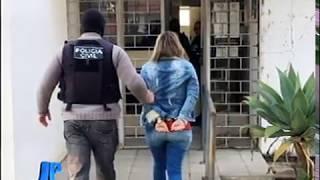 Homem é preso e drogas apreendidas em operação na cidade de estrela. #JornaldaPampa