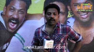 Vellai Pandi at Kubeer Movie Team Interview
