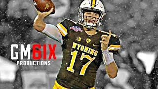 II Believe The Hype II Official Josh Allen Highlights