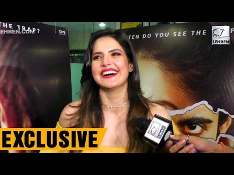 Zareen Khan EXCLUSIVE INTERVIEW | Gautam Rode,Abhi