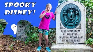 SPOOKY Disney Assistant Finds Scariest thing at Disneyworld TheEngineeringFamily Sooky Video