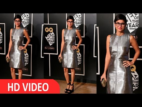 Kiran Rao At Red Carpet Of GQ Men Of The Year Awards