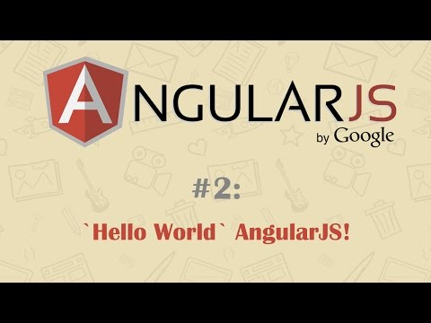 AngularJS First Program