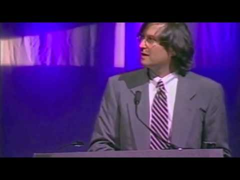 stevejobs - A very rare speech by Steve Jobs, talking about Toy Story and its making. A brilliant interview from the master once again.
