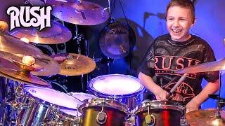 RUSH Drum Medley Image